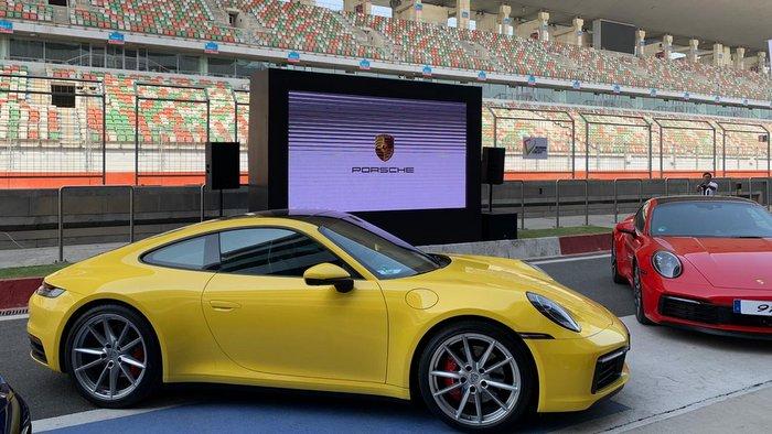 Porsche 911 Carrera S Cabriolet India Launch Price Rs 1 82 Cr