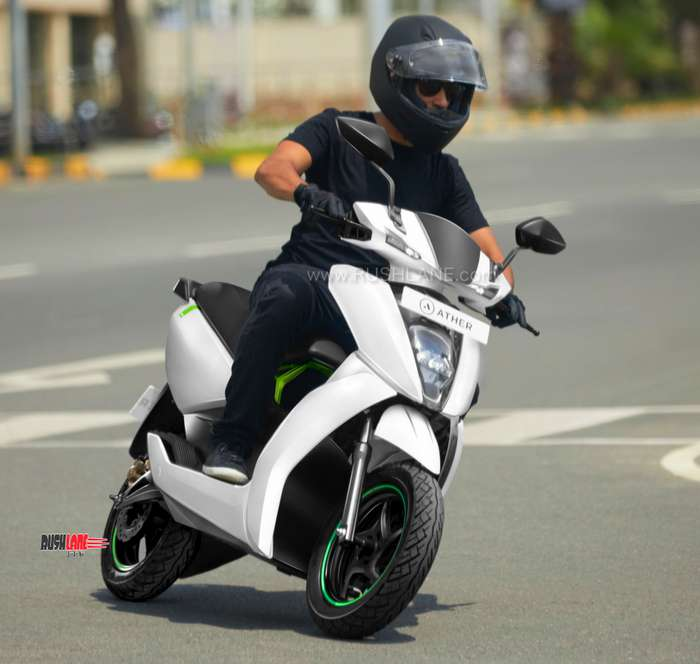 Ather Electric Scooters Chennai Launch In June - Sold Out In