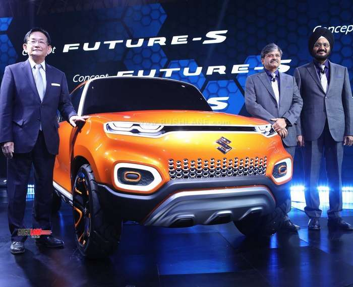 How Much To Replace Transmission >> Maruti S-Presso is the car name of Future S concept ...