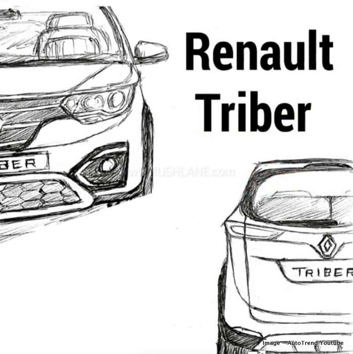renault triber mpv for india