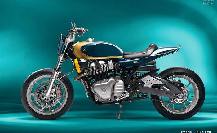 Pipes Auto Sales >> Royal Enfield T650 is a custom INT 650 by Thrive Motorcycles