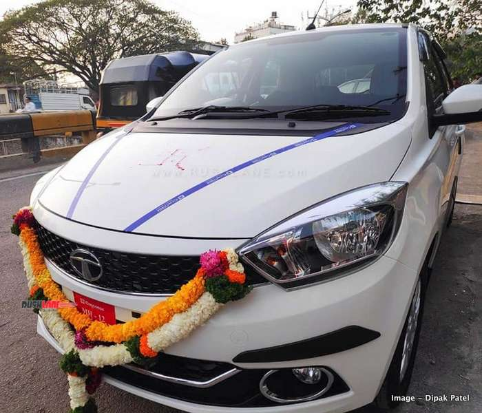 2019 Tata Tiago variants