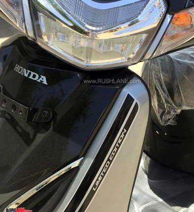 2019 Honda Activa Limited Edition