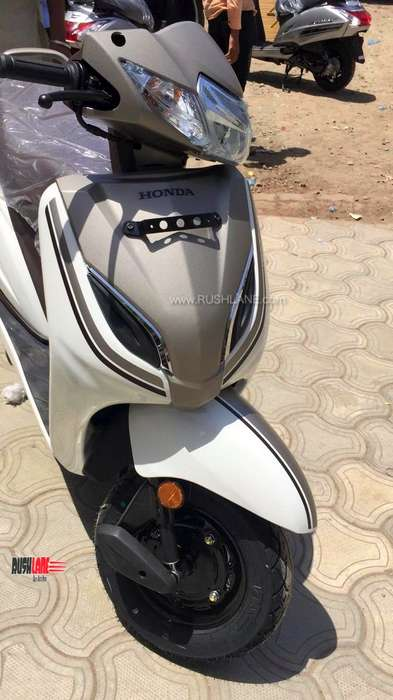 New Honda Motorcycles >> Honda Activa 5G in two new dual tone colours at only Rs 400 extra