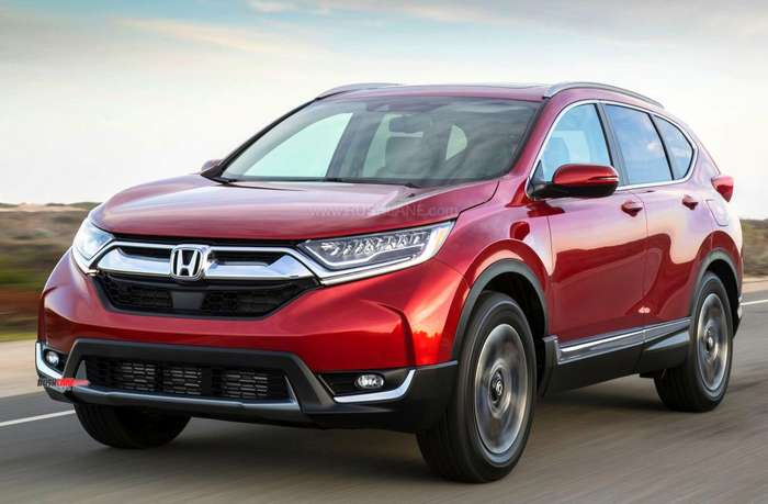honda crv airbags deploy  driving  lakh recalled
