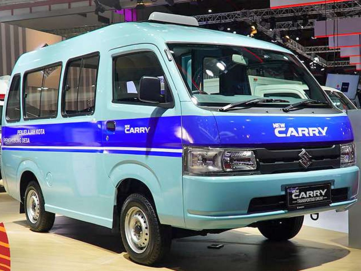 2019 Suzuki Carry Debuts With 1 5l Petrol Engine In New Bodystyles