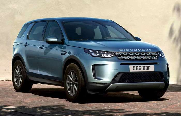 2020 Land Rover Discovery Sport Suv Makes Global Debut