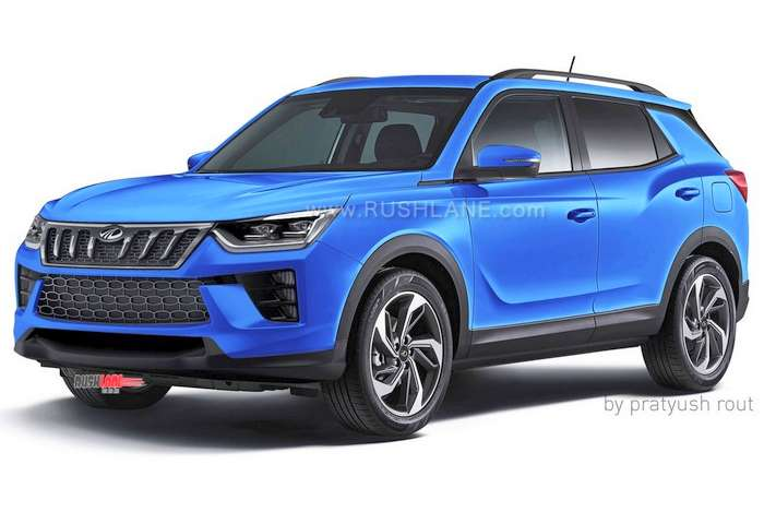 2020 mahindra xuv500 with more powerful bs6 engine