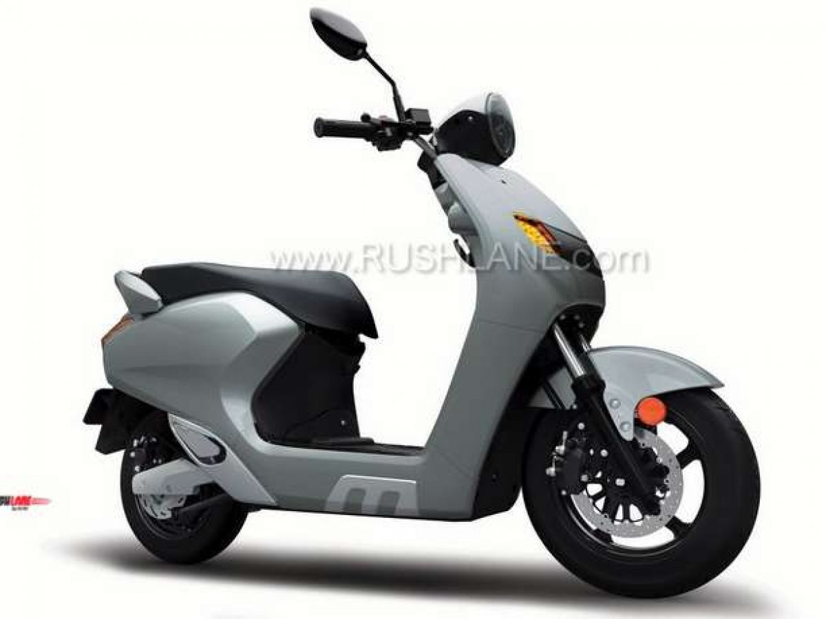 New Iflow Electric Scooter Launch Price Rs 90k On Road