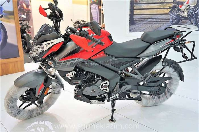 Bajaj Pulsar As 250 Adventure Bike In The Works To Take On