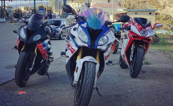 Superbike K2K ride