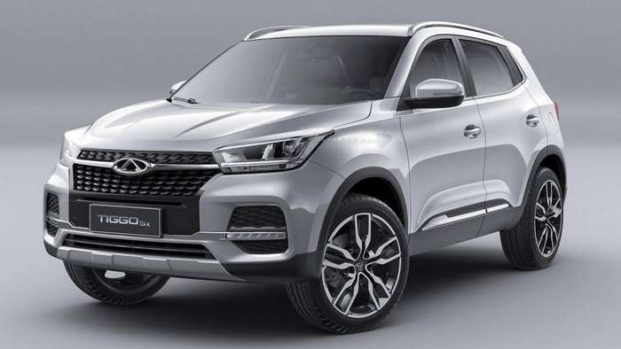 Who Owns Land Rover >> Tata Blackbird SUV using Jaguar Land Rover's Chinese partner for benchmarking
