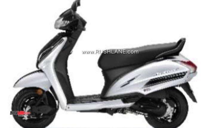 Honda Activa 5G Special Edition