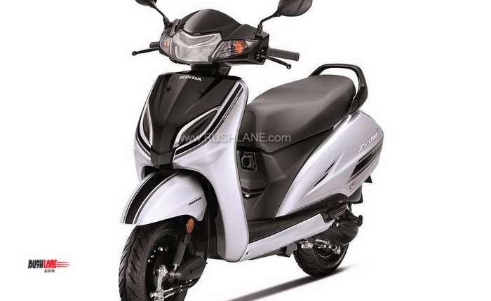 Honda Activa Limited Edition