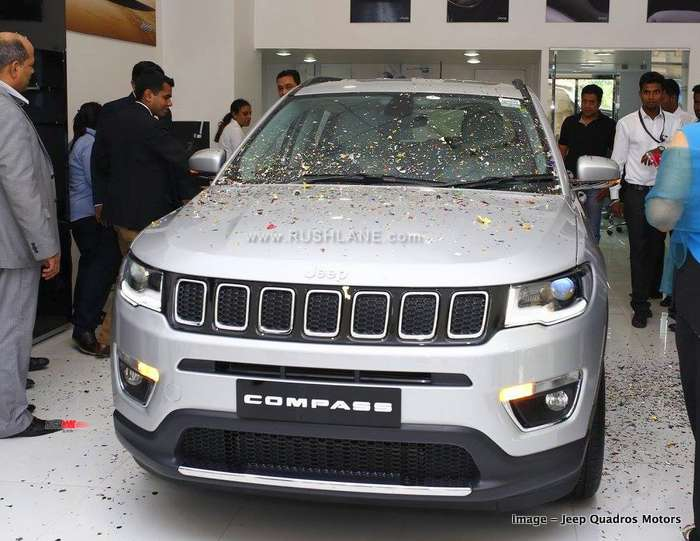 Jeep Compass sales lowest