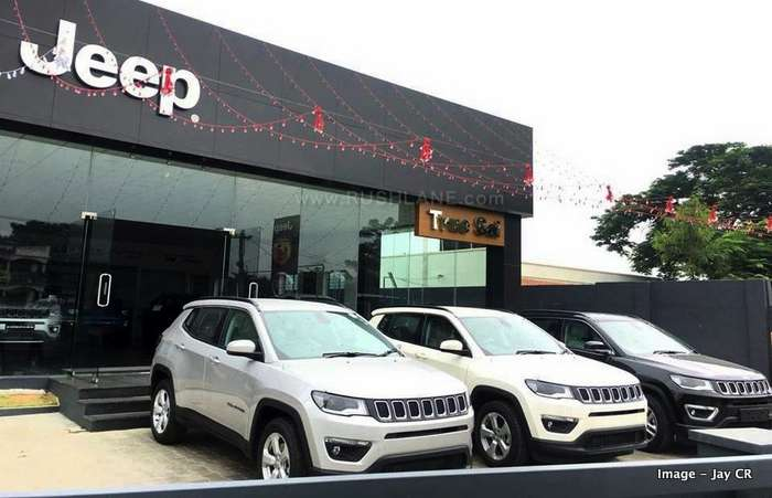Jeep Compass Leasing Service Launched Across India