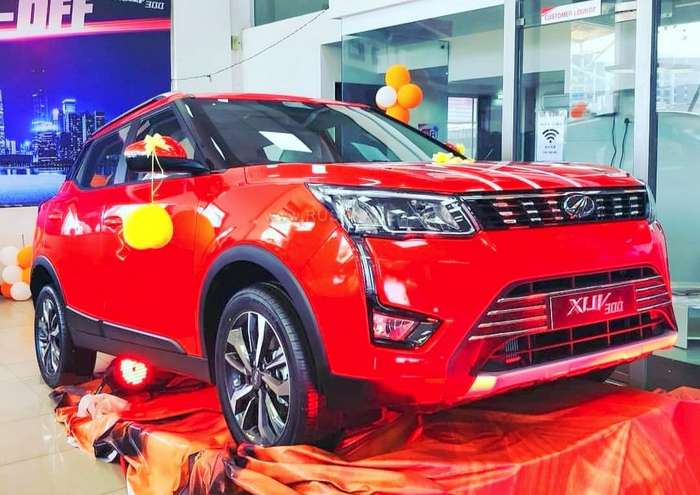 Ford Bx744 Bx745 New Suvs For India To Take On Maruti
