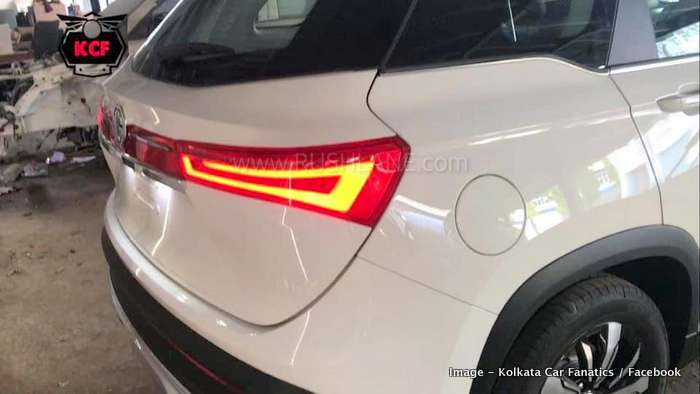 Mg Hector Sharp Petrol Manual Hybrid First Impression