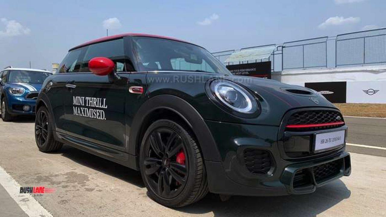 2019 Mini John Cooper Works India Launch Price Rs 435 L