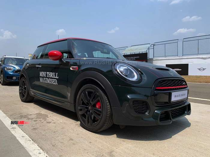 2019 Mini John Cooper Works India Launch Price Rs 435 L