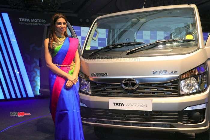 Tata Intra mini truck