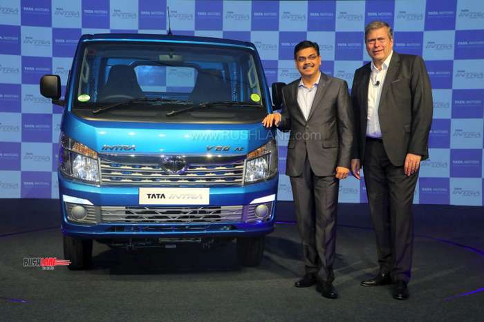 Tata Intra Mini Truck Launch Price Rs 5 35 L Claims To