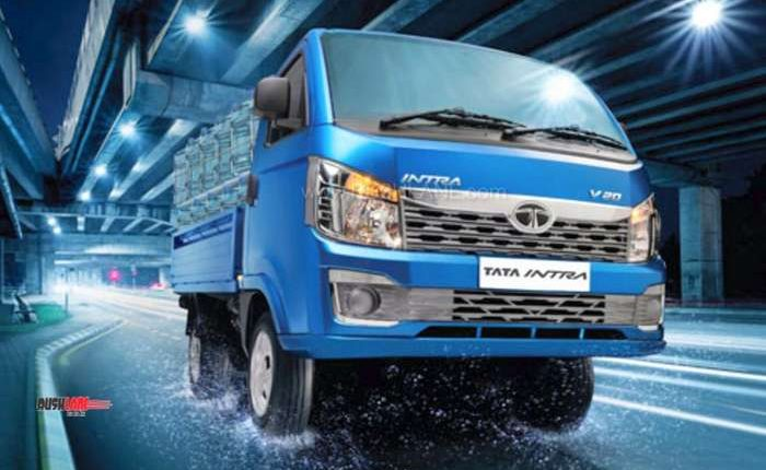 tata intra mini truck launch price rs 5 35 l