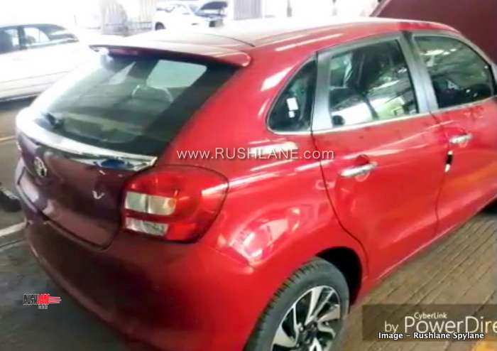 Toyota Extended Warranty >> Toyota Glanza interiors spied - Confirms everything is ...