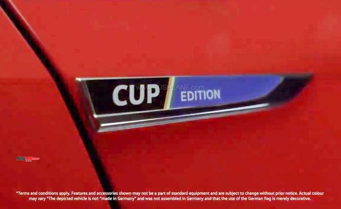 Volkswagen Polo Vento Ameo Cricket World Cup 2019 Edition