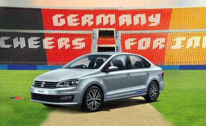 Volkswagen Vento Cricket World Cup 2019 Edition