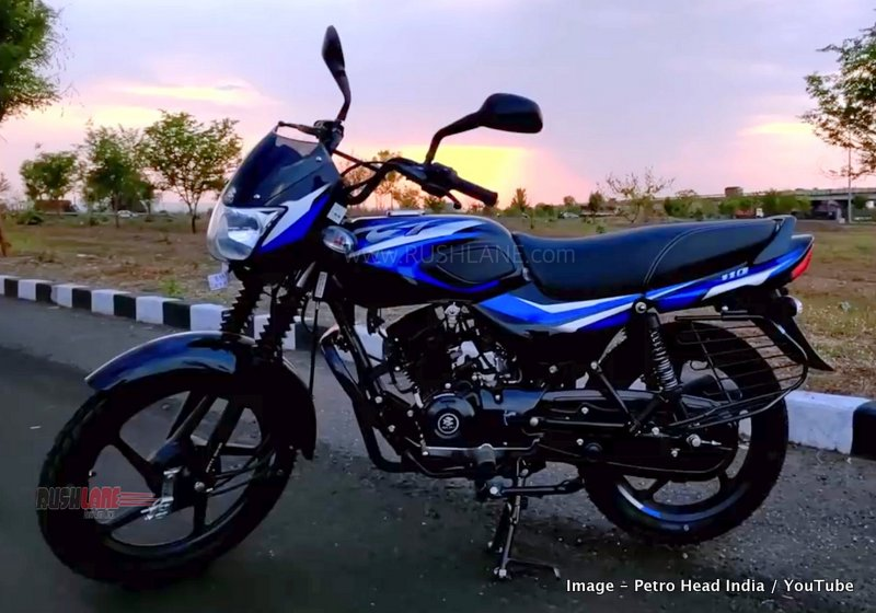 Deluxe Auto Dealer >> 2019 Bajaj CT 110 with Platina 115cc engine and ASD - Launched