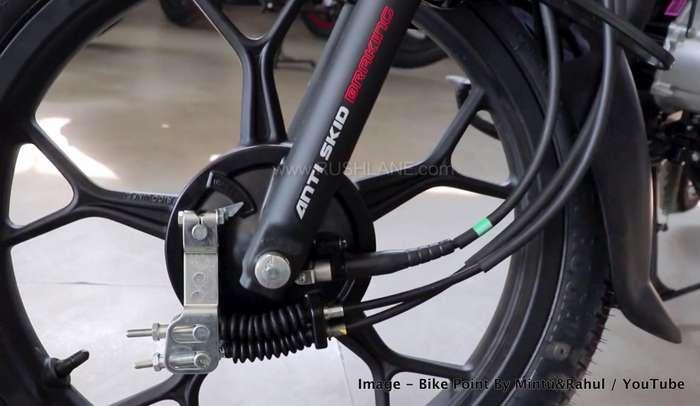 2019 Bajaj Platina 110 H Gear