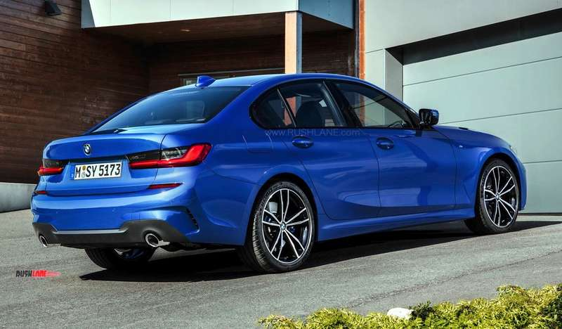 2019 Bmw 3 Series New Gen India Launch On 21st August Official