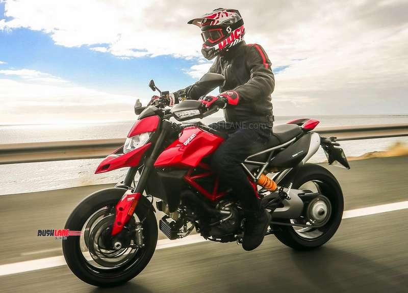 Ducati Hypermotard 950