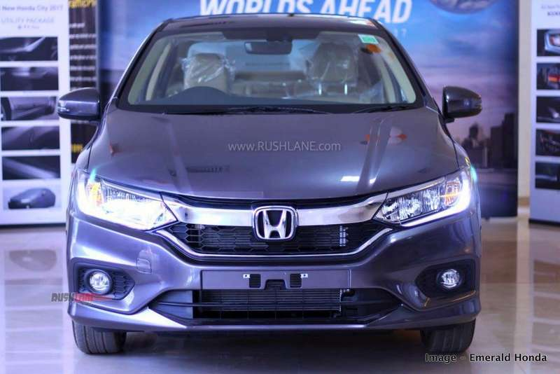 2019 Honda City update