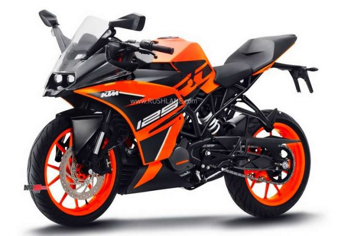 KTM RC 125 priced at Rs 1.47 lakh - Autocar India