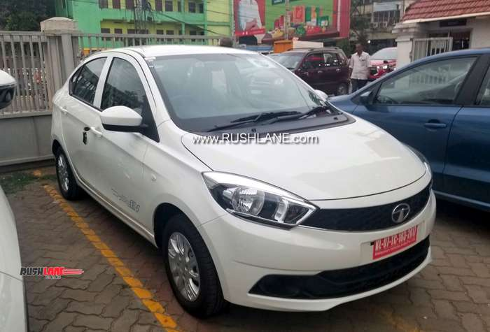 Tata Tigor electric test drive