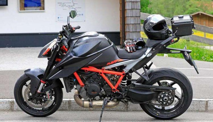 2020 KTM Duke 1290 R