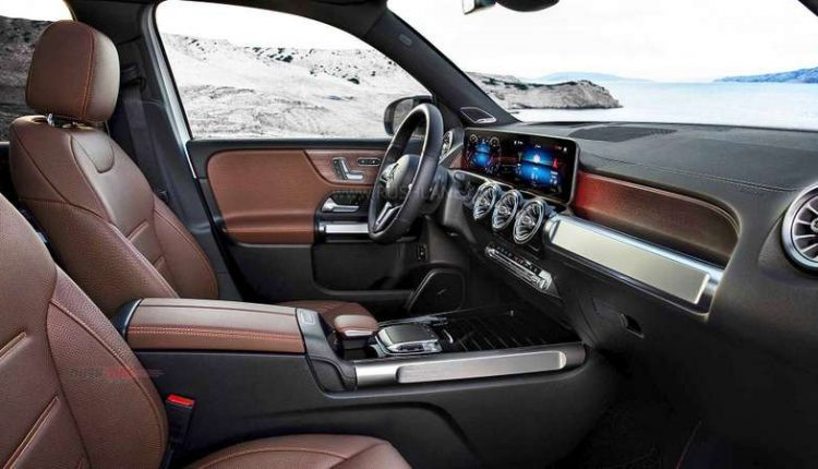 Range Rover Sport >> 2020 Mercedes-Benz GLB 7-seat compact SUV to go on sale by ...