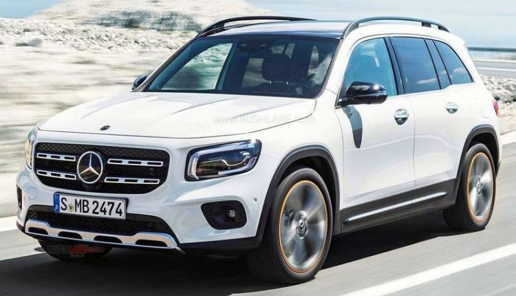 4 Cylinder Suv >> 2020 Mercedes-Benz GLB 7-seat compact SUV to go on sale by 2019 end