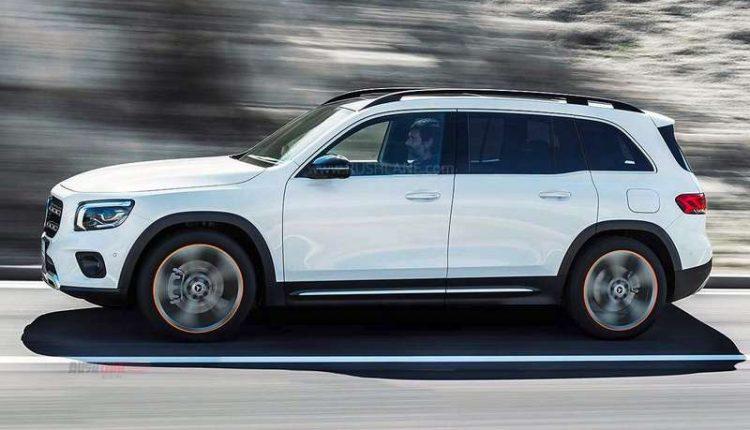 Mercedes GLB SUV