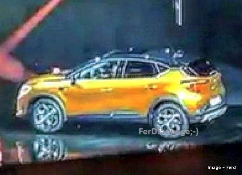 2020 Renault Captur facelift leaked ahead of global debut