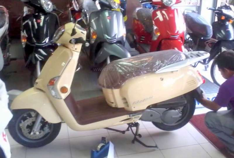 Kymco 200 scooter