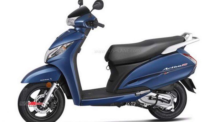 Honda Activa BS6 sales