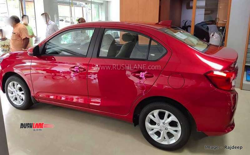 Honda Amaze price increase