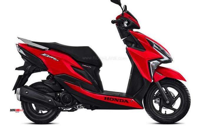 Honda Elite 125 BS6 FI