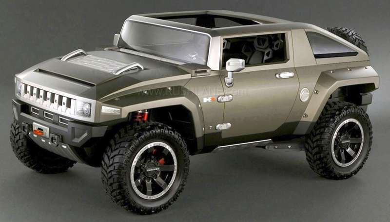 Hummer electric SUV being planned for launch by GM?