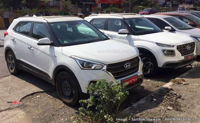 Hyundai Venue vs Hyundai Creta