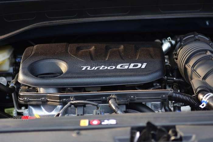 Hyundai Venue petrol engine