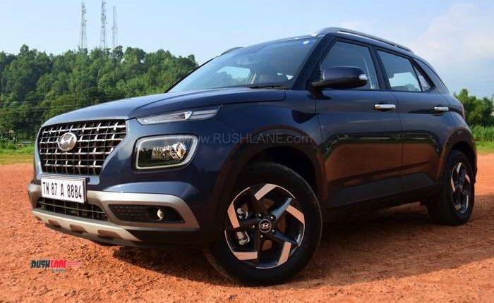 Hyundai Venue tyres alloy